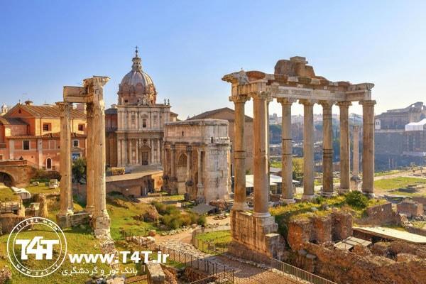 تور ایتالیا لحظه آخری حرکت از مشهد