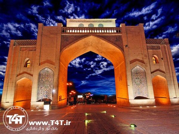 تور لحظه آخری شیراز از مشهد