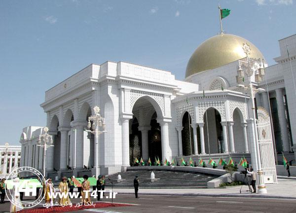 تور عشق آباد ترکمنستان از مشهد