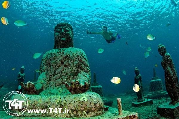 تور ارزان بالی از مشهد
