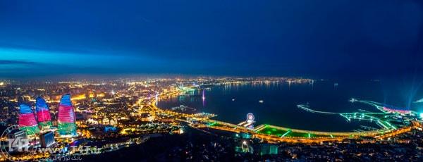 تور باکو از مشهد