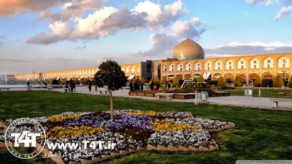 تور ارزان اصفهان از مشهد