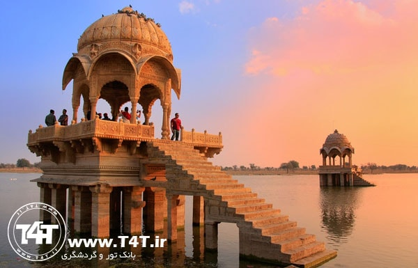 تور هند حرکت از مشهد