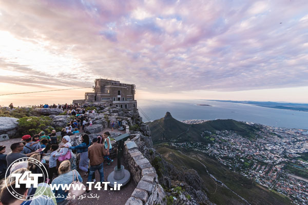 تور لحظه آخری آفریقای جنوبی از مشهد