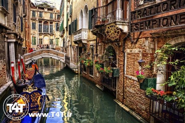 تور ایتالیا حرکت از مشهد