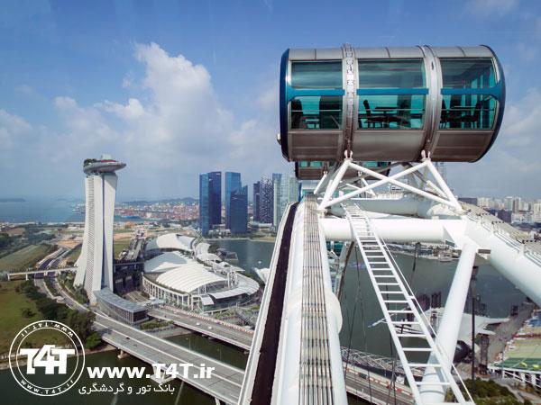 تور ارزان سنگاپور از مشهد