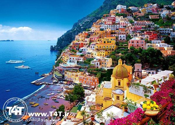 تور ایتالیا پرواز از مشهد