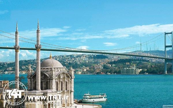 تور لحظه آخری استانبول از مشهد