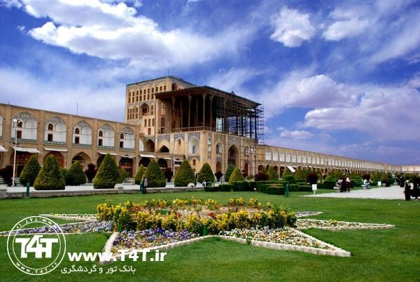 تور اصفهان از مشهد