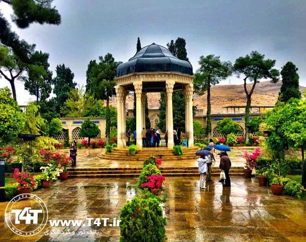 تور شیراز حرکت از مشهد