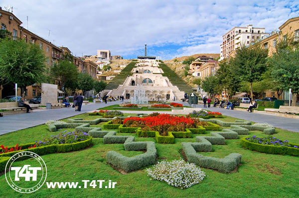 تور ارمنستان ارزان حرکت از مشهد
