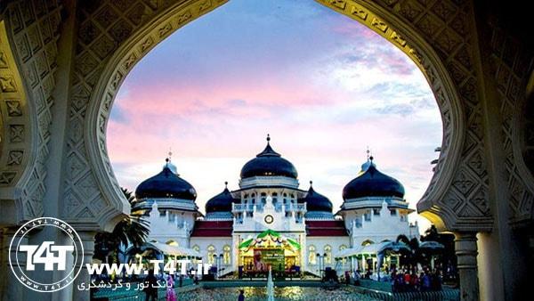 تور اندونزی تابستان از مشهد