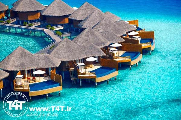 تور ارزان مالدیو از مشهد