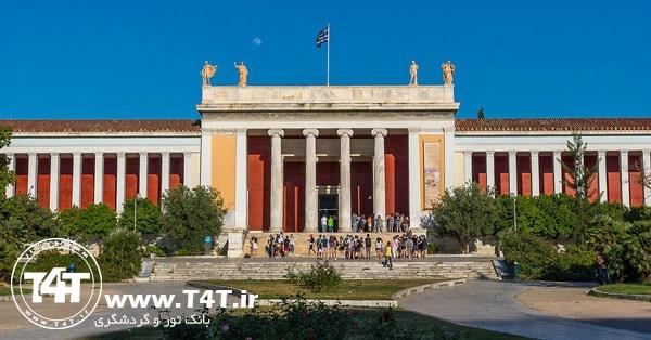 قیمت تور یونان از مشهد