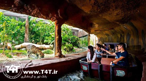 تور سنگاپور بهار تابستان پاییز زمستان 96 از مشهد