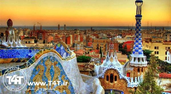 تور ارزان اسپانیا از مشهد