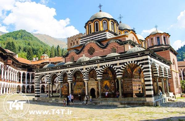 تور ارزان بلغارستان از مشهد
