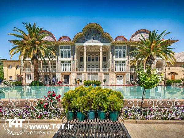 قیمت تور شیراز از مشهد