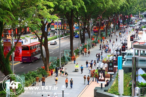 تور سنگاپور با پرواز امارات از مشهد