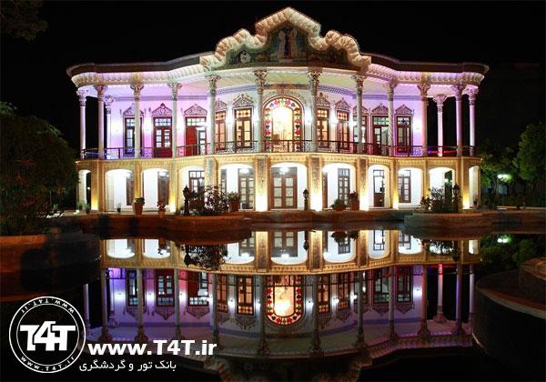 تور شیراز هوایی از مشهد