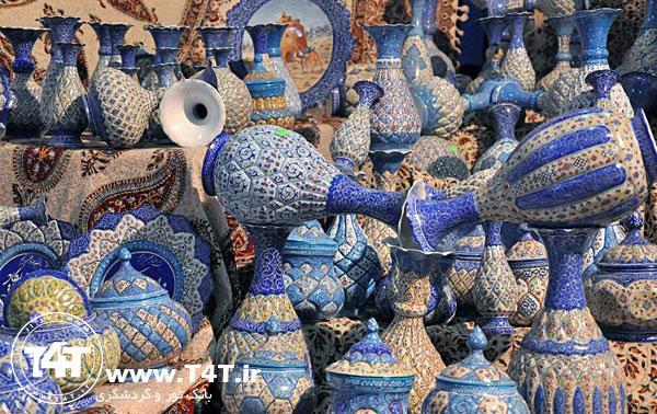 تور اصفهان لحظه آخری از مشهد