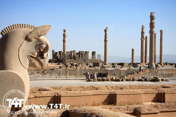 تور شیراز 96 از مشهد