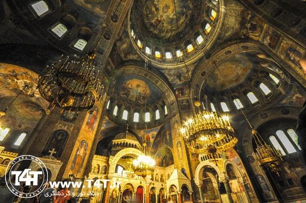 قیمت تور بلغارستان از مشهد