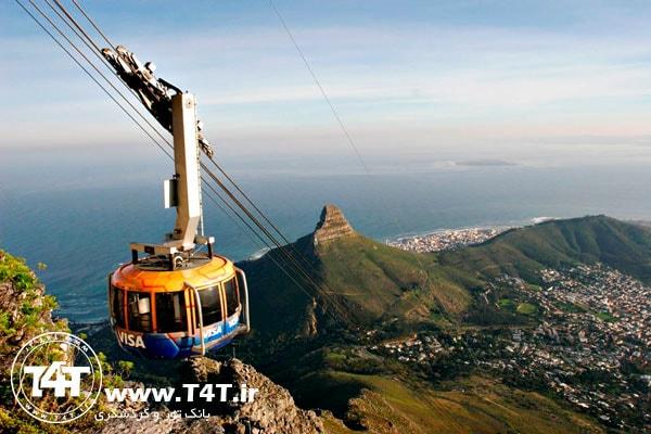 تور آفریقای جنوبی ارزان از مشهد