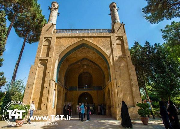 تور اصفهان 96 از مشهد