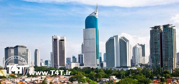 تور اندونزی از مشهد