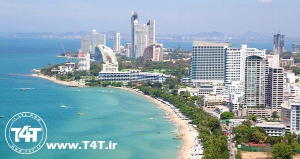 تور ارزان تایلند از مشهد
