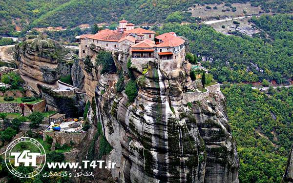 تور یونان ارزان از مشهد