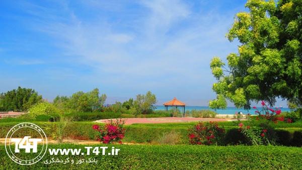 تور کیش از مشهد لحظه آخری ساحل مرجان