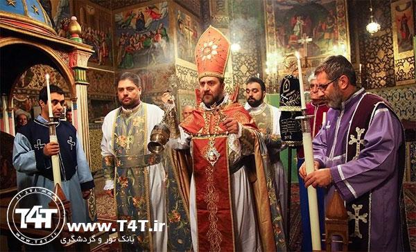 تور اصفهان حرکت از مشهد