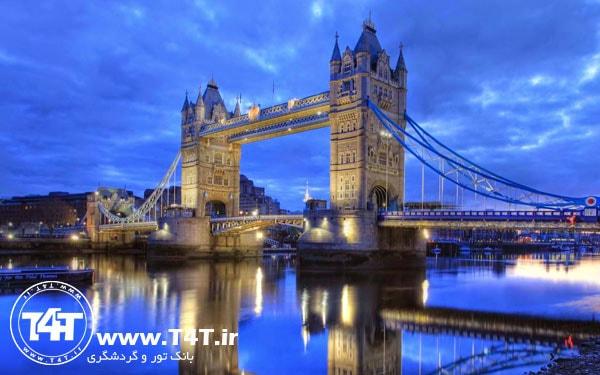 ارزانترین تور اروپا از مشهد و تهران