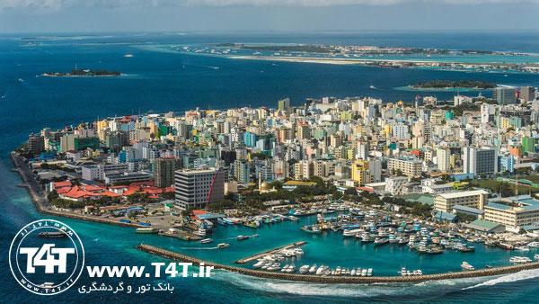تور لحظه آخری مالدیو از مشهد