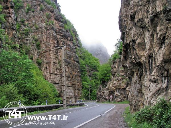 تور شمال از مشهد