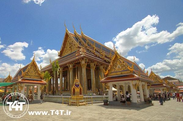 تور تایلند بانکوک پاتایا پوکت از مشهد