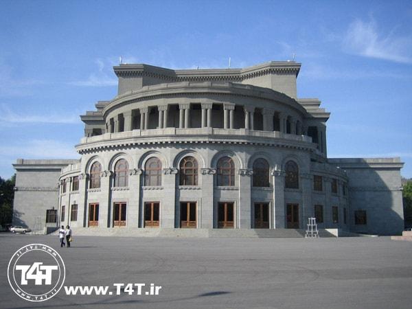 تور ارمنستان از مشهد 96