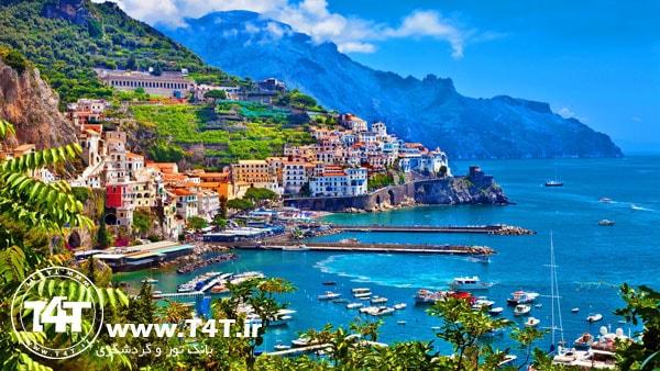 تور ایتالیا ونیز از مشهد