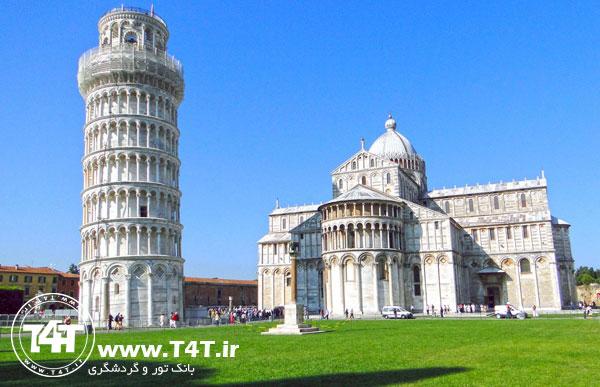 تور ایتالیا از مشهد