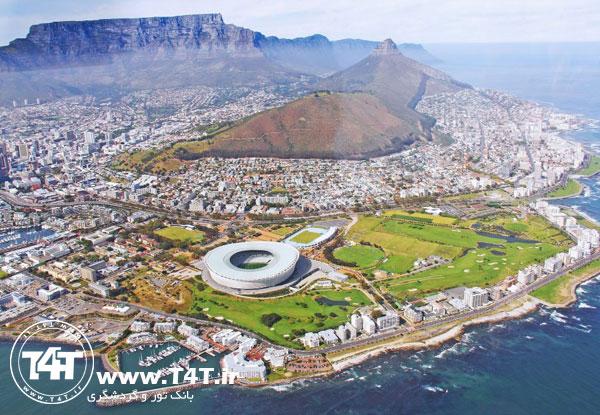 تور آفریقای جنوبی از مشهد