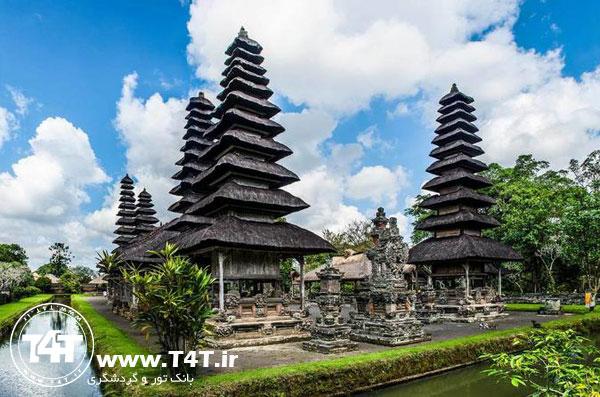 تور اندونزی بالی از مشهد