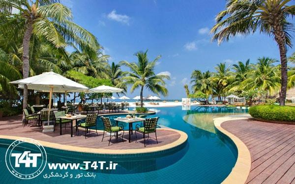 قیمت تور مالدیو از مشهد