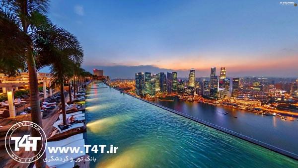 تور سنگاپور حرکت از مشهد