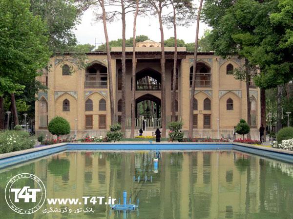 تور اصفهان پرواز از مشهد