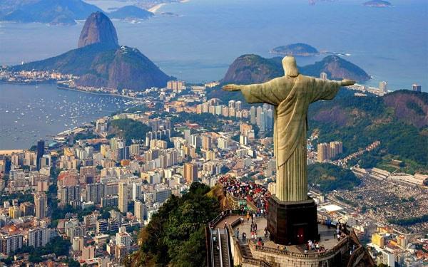 قیمت تور برزیل از مشهد مسیح نجات دهنده Christ the Redeemer
