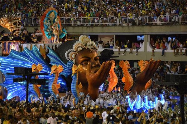 تور کارناوال برزیل از مشهد کارناوال ریو Rio Carnival