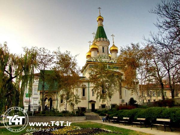 تور بلغارستان حرکت از مشهد