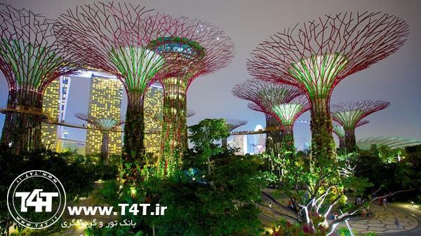 تور لحظه آخری سنگاپور از مشهد